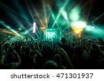 cullera  spain   august 14th ... | Shutterstock . vector #471301937