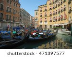 italy  venice  20th of july 2016 | Shutterstock . vector #471397577