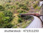 kuranda scenic railway | Shutterstock . vector #471511253