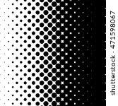 halftone dots vector | Shutterstock .eps vector #471598067