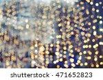 christmas abstract blur...   Shutterstock . vector #471652823