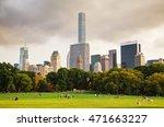 new york city   september 5 ... | Shutterstock . vector #471663227