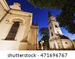 Zamosc Cathedral. Zamosc ...