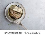 Sprats Or Sardines In Can On...