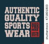 t shirt print design....   Shutterstock .eps vector #471801803