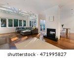 beautiful living room | Shutterstock . vector #471995827
