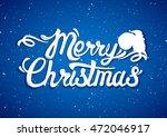 vector illustration  scene with ... | Shutterstock .eps vector #472046917