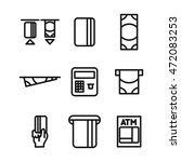 payment vector icons. simple...