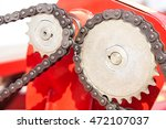 The Sprocket And Chain...