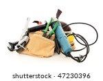 plumbing tools | Shutterstock . vector #47230396
