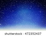 glitter lights background.... | Shutterstock . vector #472352437