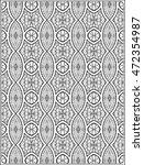 ornamental pattern  antistress... | Shutterstock .eps vector #472354987