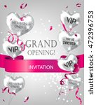 Grand Opening Invitation Card...