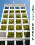 photo of the eco architecture.... | Shutterstock . vector #472462507