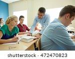 education  school  learning ... | Shutterstock . vector #472470823