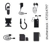 illustration of mobile phone...   Shutterstock .eps vector #472514797