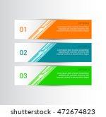 banner design template | Shutterstock .eps vector #472674823