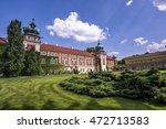 Lancut Castle In Poland