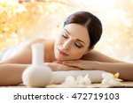 beautiful  young and healthy...   Shutterstock . vector #472719103