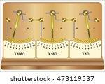 rheostat | Shutterstock .eps vector #473119537