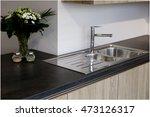 kitchen sink | Shutterstock . vector #473126317