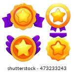 star icon bonus and items...