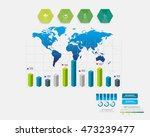 environment infographic | Shutterstock .eps vector #473239477