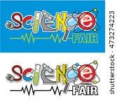 science fair | Shutterstock .eps vector #473274223