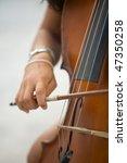 women playing bass | Shutterstock . vector #47350258