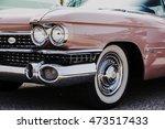 malaga  spain   july 30  2016 ... | Shutterstock . vector #473517433