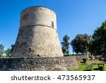 Small photo of Angevin Tower Atella (Potenza)
