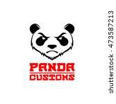 original design logo  emblem ... | Shutterstock .eps vector #473587213