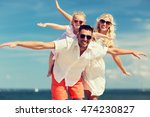 family  vacation  adoption and... | Shutterstock . vector #474230827