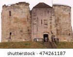 Clifford's Tower  York  Englan...