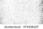 halftone dots vector texture... | Shutterstock .eps vector #474338107