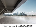 cityscape and skyline of... | Shutterstock . vector #474344767