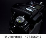 Camera Mode Dial Shutter...