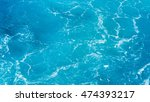 foam on the sea | Shutterstock . vector #474393217