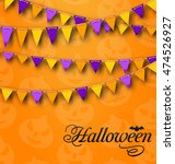 illustration decoration with... | Shutterstock .eps vector #474526927