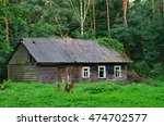 Old Abandoned House In The Woods