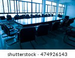 empty business conference room... | Shutterstock . vector #474926143