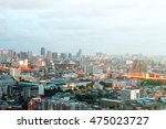 view bangkok city tour... | Shutterstock . vector #475023727