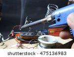 Soldering Iron   Repair Work