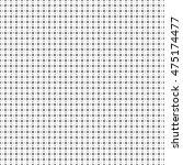 seamless geometric vector black ...   Shutterstock .eps vector #475174477