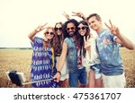 nature  summer  youth culture ... | Shutterstock . vector #475361707