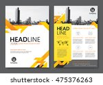 brochure template design....