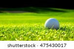 background for golf playing....   Shutterstock . vector #475430017