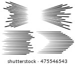 fast lines.seamless lines.super ... | Shutterstock . vector #475546543