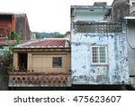 old house in new taipei city ... | Shutterstock . vector #475623607