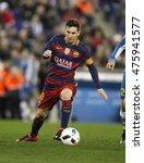 barcelona  spain   jan  13  leo ...   Shutterstock . vector #475941577